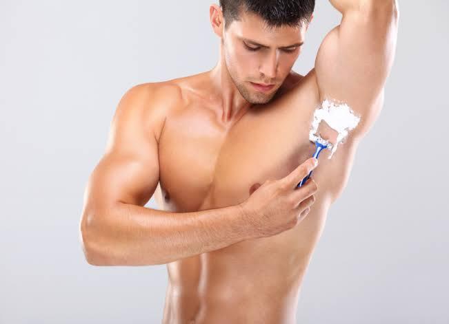 Erkeklerde Vücut Temizliği