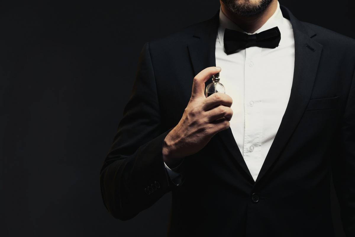 Parfüm Kullanan Erkek